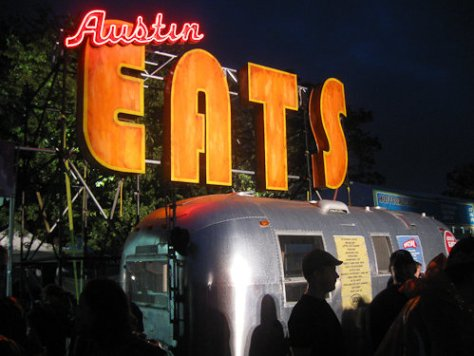 ACL Food Eats Sign