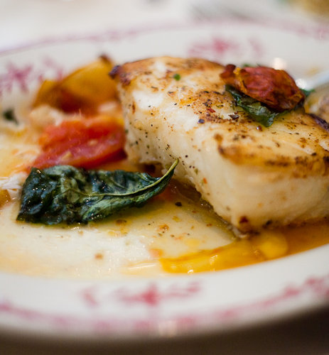 Maggiano's Little Italy - Austin - Sea Bass