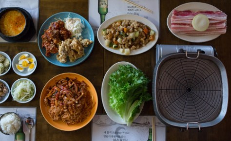 Korean Food in Austin TX