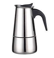 German stainless steel 4 cup coffee