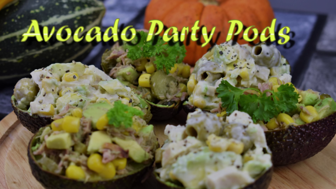 Avocado Party Pods