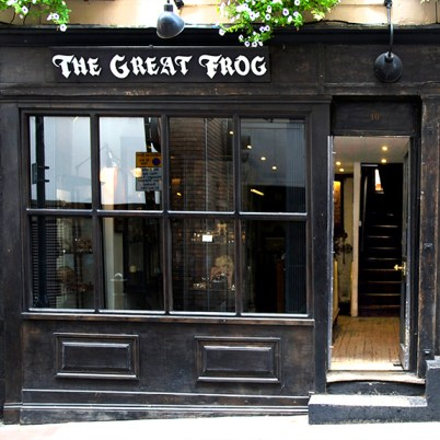the-great-frog-london