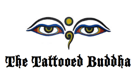 The Tattooed Buddha Podcast: Special Guest Gerald Stribling, Author of Buddhism for Dudes.