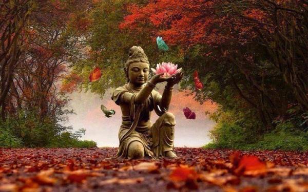 Intertwining Celtic Tradition & Buddhism: Enlightened Warrior.