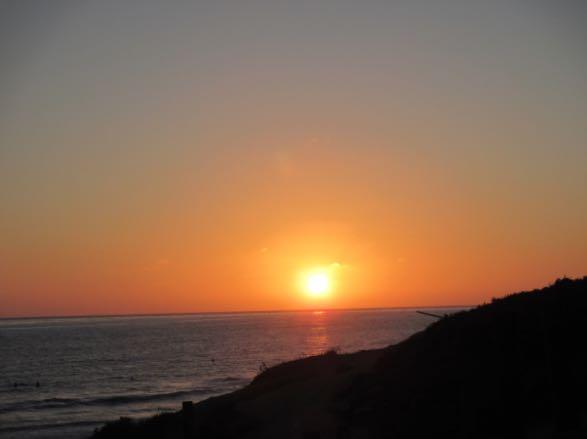 John Pendall's sunset