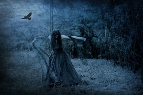 """Flight"" Ten-second self-portrait by Katarina Silva"