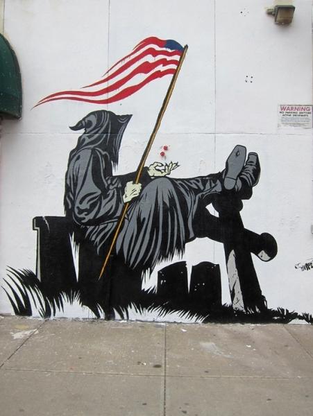 street art america