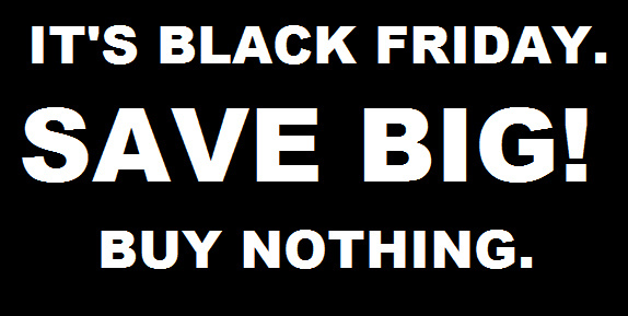 buynothingday