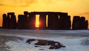 Stonehenge Midwinter