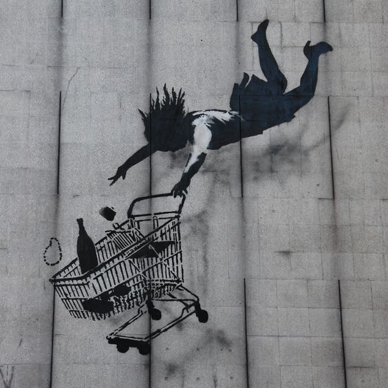 Bansky/London