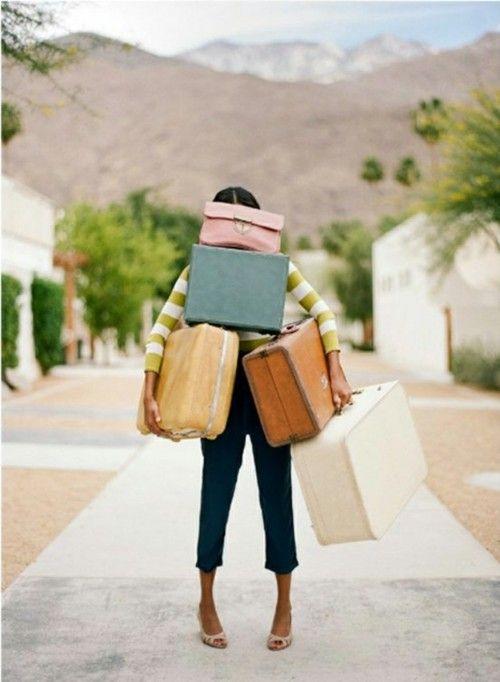 baggage/luggage