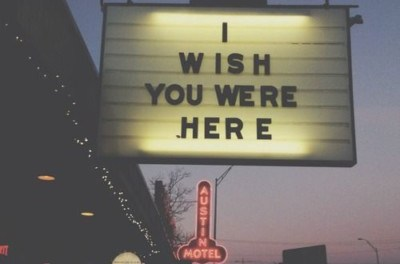 Yes, I Do Miss You (But I Wish I Didn't).