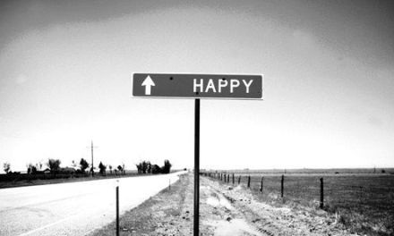 A Trail Guide to Happiness.
