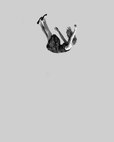 Woman Falling