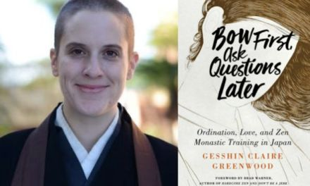 TTB Meets Gesshin Claire Greenwood: Author of Bow First, Ask Questions Later {Podcast}
