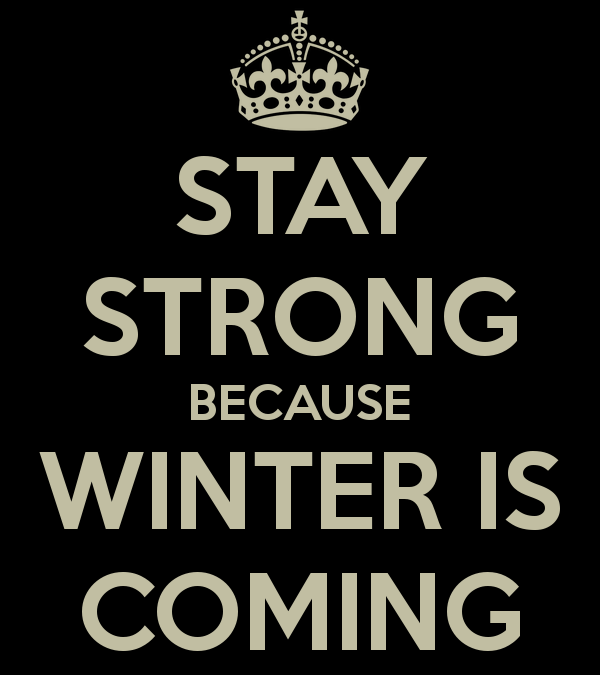 And the weather forecast for 2016 is………..