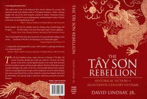 The Tây Sơn Rebellion Book Cover