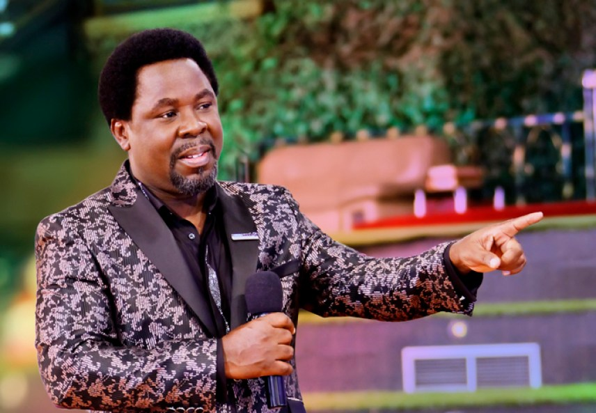 PROPHET TB JOSHU EXPLODES – EXPOSES PROPHETS AND PASTORS TODAY WHO ARE ONLY AFTER MONEY