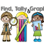 Find, Tally and Graph Early Finisher Binder