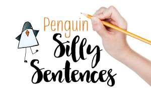 penguin-silly-sentences