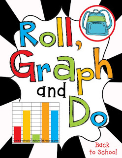 Roll, Graph and Do (Freebie included)