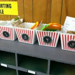 Popcorn Tubs (Word Work)