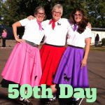 50th Day Throwback