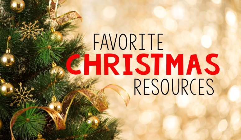 Favorite Christmas Resources