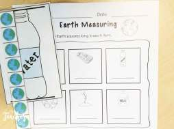 Nonstandard Measuring