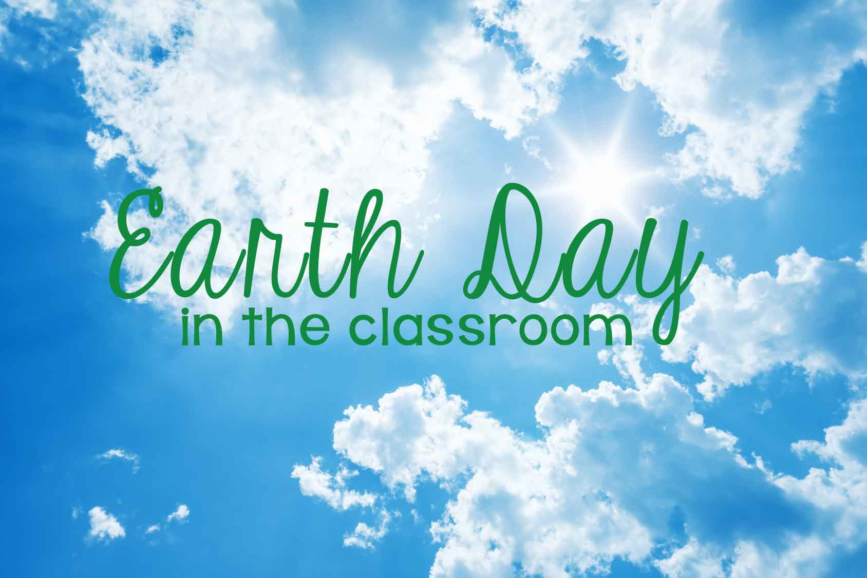 Earth-Day-in-the-classroom