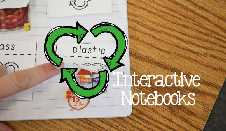 Recycling Interactive Notebooks