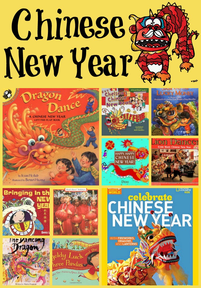Chinese New Year Books