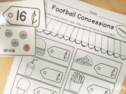 football concessions (money)