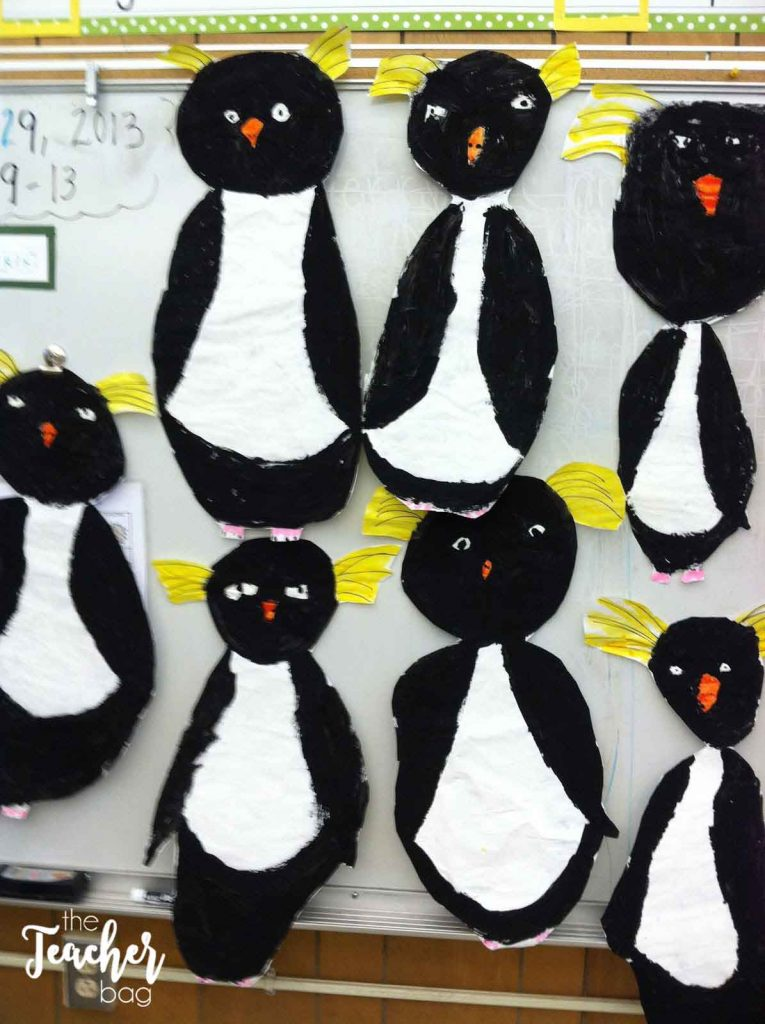life-size-penguins
