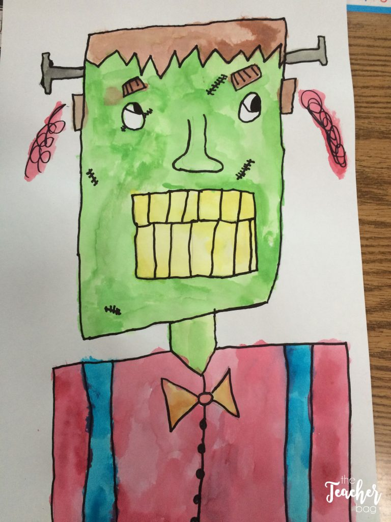 Frankenstein direct draw