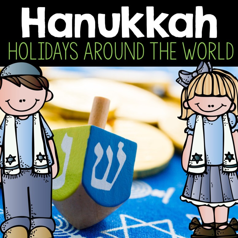 hanukkah close read and interactive notebook