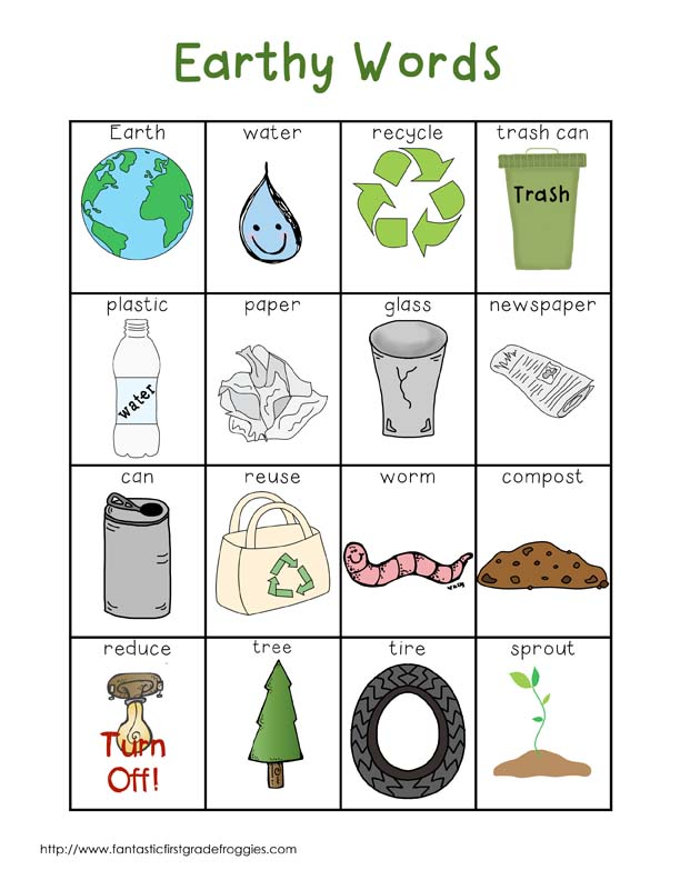 Earth Day And Recycling Resources The Teacher Bag
