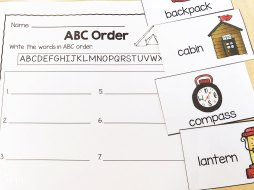 camping ABC order