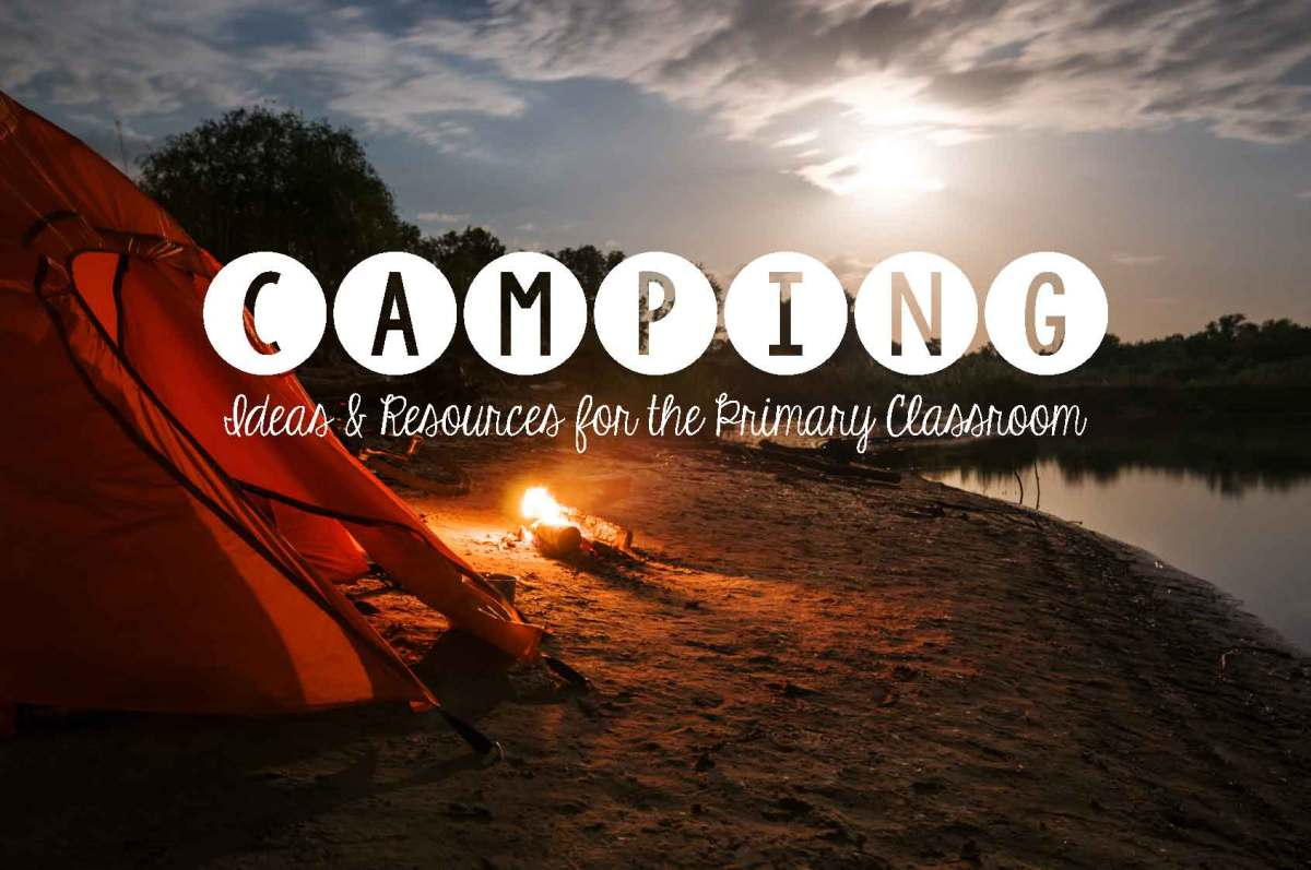 Camping Resources For the Classroom