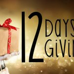 12 Days of Giving: Day 12