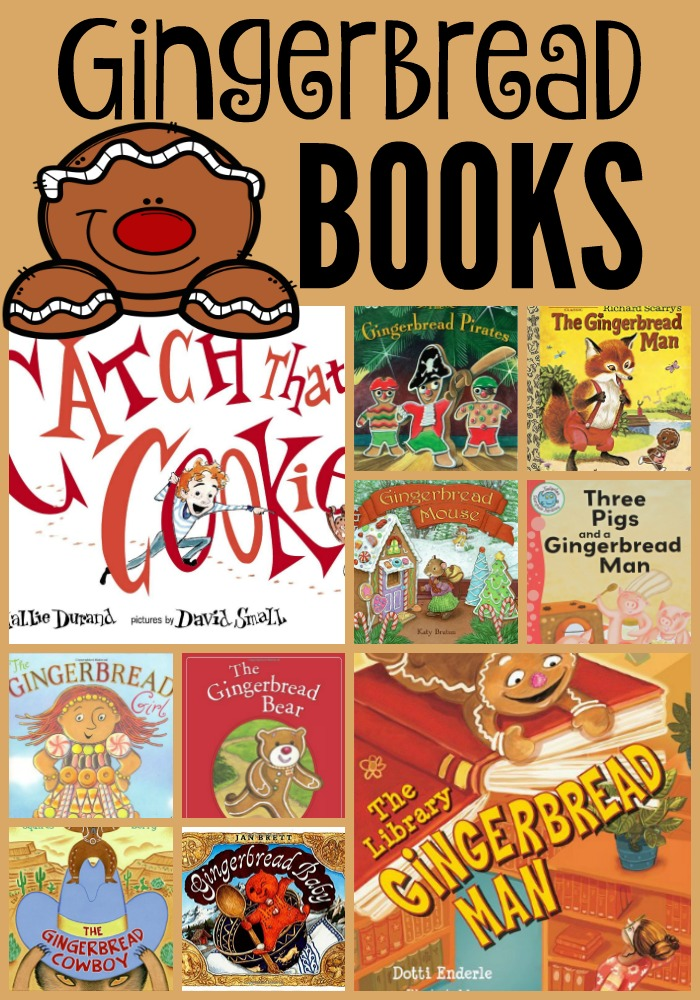 Gingerbread Books