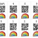 Scan It, Solve It, Write It QR Codes March