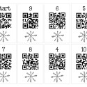Scan It, Solve It, Write It QR Codes January