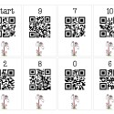 Scan It, Solve It, Write It QR Codes February