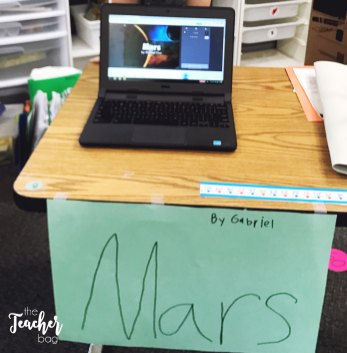 Genius Hour slideshow