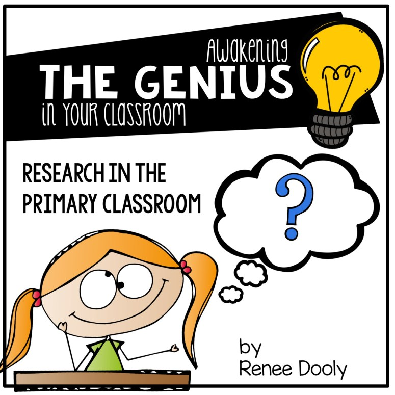 Genius Hour Tools