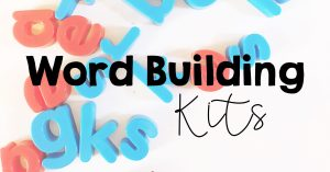 making words word building kits