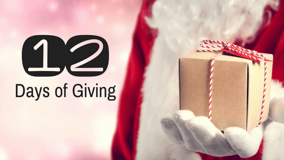 12 Days of Giving (2017 version): Day 11