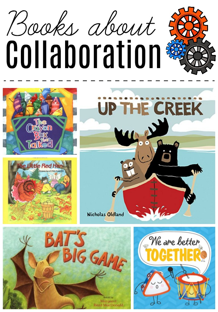 collaboration books