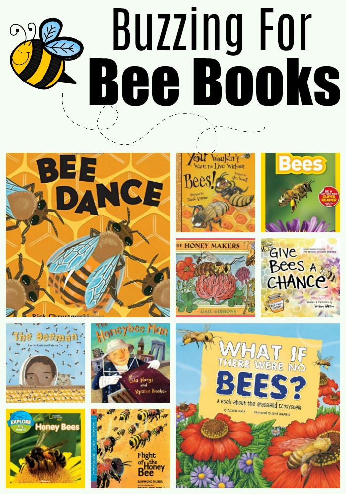 Are you looking for bee books for your classroom? Check out these fun books and classroom activities about bees. #bees #classroom #firstgrade #primarygrades #reading